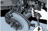 Hoe vervang ik een stuurinrichting Rack