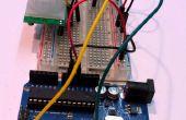 Eenvoudige Arduino PIR Motion Detector Module Demo