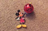 Mickey Mouse Ornament getrokken
