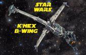 K'NEX B-Wing Starfighter uit Star Wars