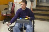 Wiimote modificatie voor personen met een handicap