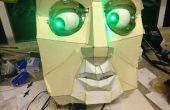 Animatronic ogen en Wii Nunchuck deel 2 - Geef het een stem