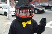 FNAF 4 nachtmerrie kostuum