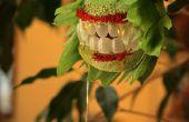 Gruwelijke kamerplant kostuums: De woeste Ficus en de Rest In Peace Lily