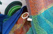 Aangepaste gordijnen; kleurrijke, goedkoop en eenvoudig