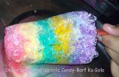 Indische sappige Ice Candy-Barf Ka Gola