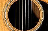 Hoe te spelen gitaar: leren kennen van uw gitaar.