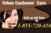 Gemakkelijkste manier op te lossen problemen met yahoo mail @1-855-720-4168