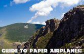 De Perfect papier vliegtuig!