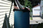 Regen water verzamelaar watertoren w automatische overloop /