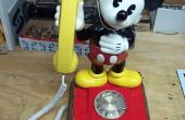 Mickey Mouse Rotary-celtelefoon