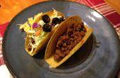 Kinderen kunnen koken: Rundvlees taco's