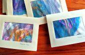Videokaarten met Childs Art
