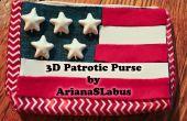 3D patriottische portemonnee
