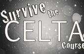 Overleven de CELTA cursus