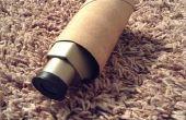 Toiletpapier rol telescoop