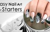 Gemakkelijk Funky Nail Art