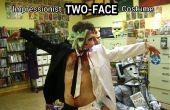 Impressionistische TWO-FACE kostuum!