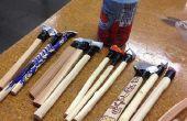 Cola Pen materialen en ontwerp voor kleine productie Run