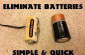 Batterij Eliminator