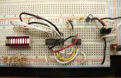 Het gebruik van een 74HC595 Shift Register met een AVR ATtiny13