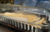 Solar cooking bladerdeeg