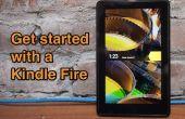 Aan de slag met een Kindle Fire