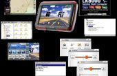 GoFly - parapente/hangliding/glijden hoogtemeter-variometer van uw autonavigatie
