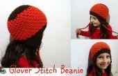 Glover Stitch Beanie - gratis gehaakt patroon