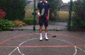 Hoe doe je een correcte opslag bij tennis?