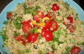 Ultieme Quinoa salade