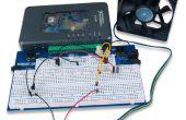 Thermistor - Fan snelheid controle met behulp van LabVIEW en myRIO