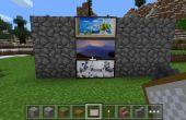 Geheime deur in minecraft pe