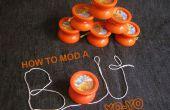 Hoe om Mod een bout Yo-Yo