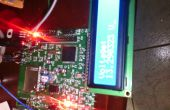 Zelfgemaakte batterij monitor met behulp van AVR