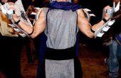 """Hoe te maken van een TMNT """"Shredder"""" kostuum"""
