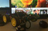 BOBO Arduino gebaseerde semi-autonome RC auto