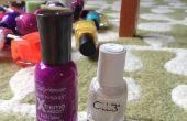 How To Paint een werveling op je nagel