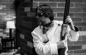 Steampunk 6 vat Volley Gun Prop