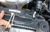 Zip Tie Auto reparatie