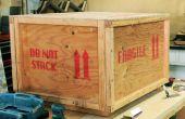 Moet iets veilig verzenden? Hoe om te bouwen van een aangepaste krat... voor minder dan $100.