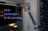 Warmtewisselaars en afdrukken in 3D