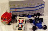 Mijn LEGO Transformers tot nu toe