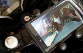 Hoe installeer ik een USB-lader op een motorfiets