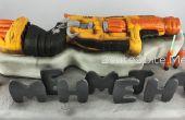 Nerf Gun-3d taart