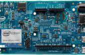 Intel Edison - creëren van TCP Socket-programma met behulp van GCC en Linux