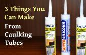 3 dingen die u maken kunt van de boor buizen