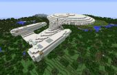 "Star Wars ""en"" Star Trek in Minecraft met frambozen Jam Mod"