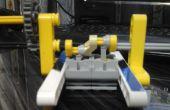 Lego Technic inline 2 motor