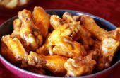 Buffalo Wings recept